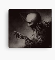 Cursed Canvas Print