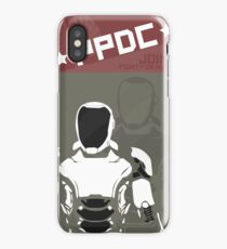 PPDC iPhone Case/Skin