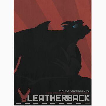 Kaiju - Leatherback by Irdesign