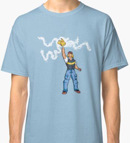 Poké-MAN: I HAVE THE PIKAAAAAAAA! Classic T-Shirt