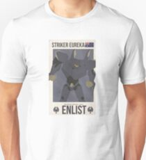 Striker Eureka Unisex T-Shirt