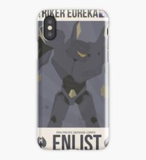 Striker Eureka iPhone Case/Skin