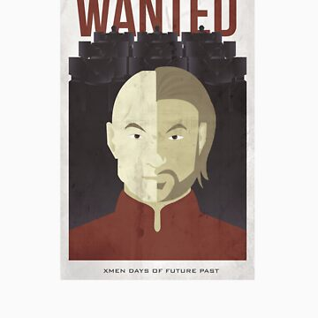 Wanted by Irdesign