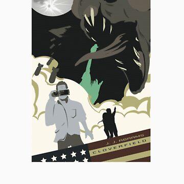 Cloverfield  by Irdesign