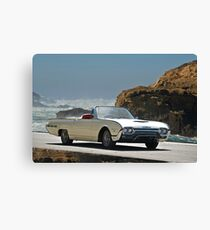 1962 Ford Thunderbird Roadster Canvas Print