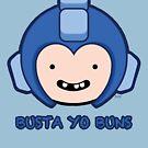 Busta' Yo Buns by deaddirtyred