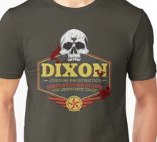 Walking Dead Inspired - Dixon Custom Prosthetics - Merle Dixon - Killing Zombies - Little Merle Unisex T-Shirt