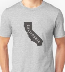 California - My home state Slim Fit T-Shirt
