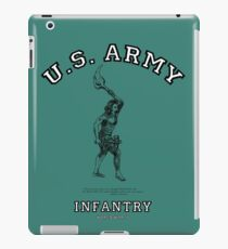 U.S. Army Infantry:   World War IV! iPad Case/Skin