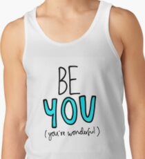 BE YOU (BLUE) Men's Tank Top