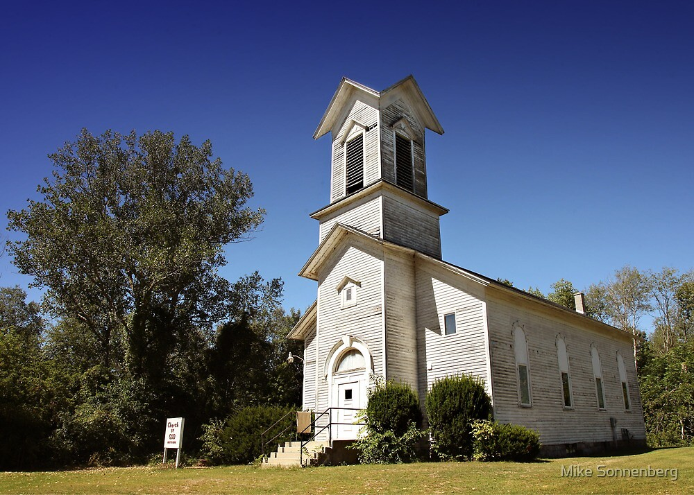 Elm Hall Church by Mike Sonnenberg