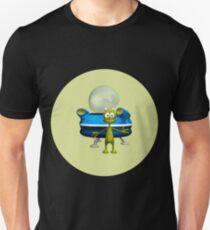 Friendly Alien T-Shirt