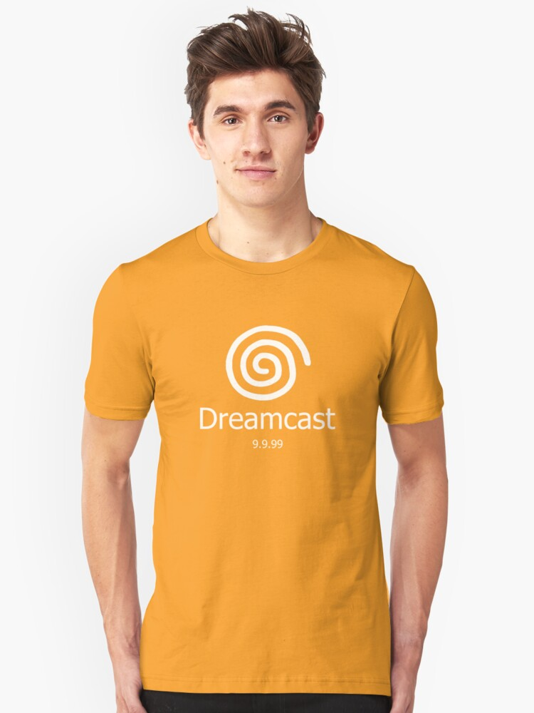 Dreamcast- NTSC region T-Shirt by HarryCane