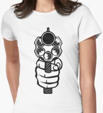 Revolver Women's Fitted T-Shirt