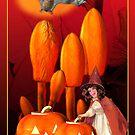 Happy Halloween  by Valxart