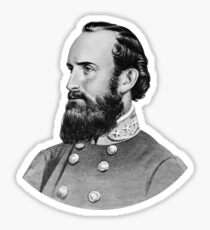 Stonewall Jackson Sticker