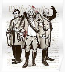 President Kick Asses Poster