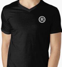 Trademark Boobs   FreshTS Men's V-Neck T-Shirt