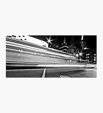 """Melbourne Black II"" Photographic Print"