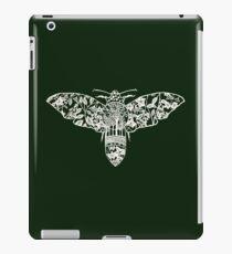 Moth Paper-Cut iPad Case/Skin