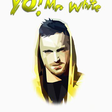 Breaking Bad | Pinkman - Yo Mr. White by Bitlandia