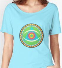 Gong Logo Women's Relaxed Fit T-Shirt