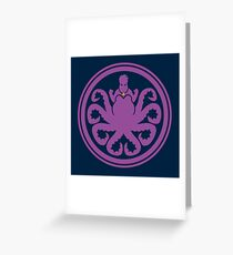 Hail Ursula Greeting Card