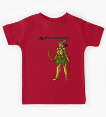 Anthromorphs Doe Kids Tee