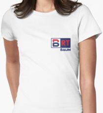 BAUM Royal Tennenbaums Shirt Women's Fitted T-Shirt
