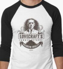 Lovecraft's Canned Octopus Men's Baseball ¾ T-Shirt