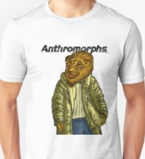 Anthromorphs Lion Unisex T-Shirt