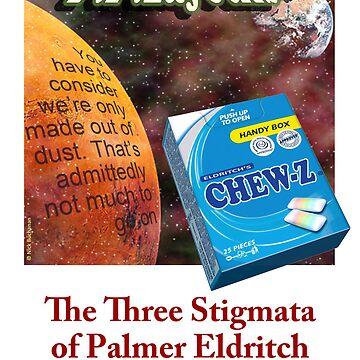 PKD - The Three Stigmata of Palmer Eldritch by PaliGap