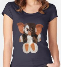 ❤ 。◕‿◕。 GIZMO TEE SHIRT❤ 。◕‿◕。gotta luv him and i do hugs❤ 。◕‿◕。 Women's Fitted Scoop T-Shirt
