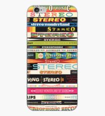 Stereo Stack Case iPhone Case