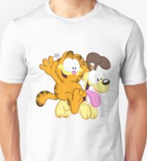 Garf happy Ride! Unisex T-Shirt