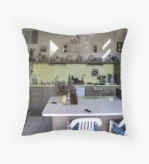 Love This 50's Kitchen Throw Pillow