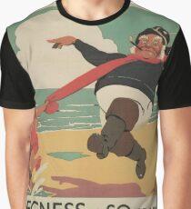 Vintage poster - Skegness Graphic T-Shirt