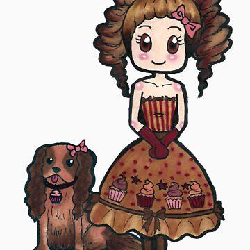 Cupcake Lolita - No Text by riannajaye