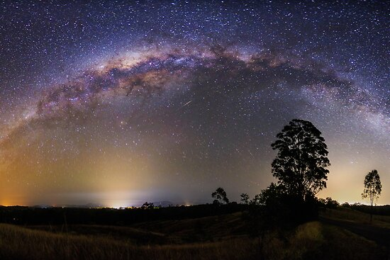 The Milky Way by Matthew Post