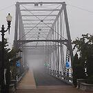 Crossing the bridge by Robert D. Kusztos