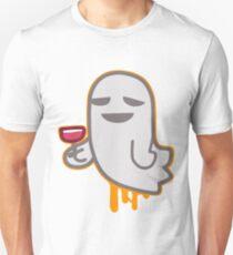 """""""WINE GHOSTIE"""" Unisex T-Shirt"""