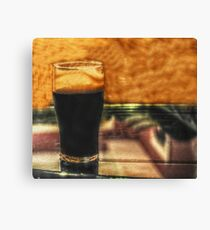 Stout Canvas Print