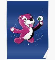 Breaking Bear Poster