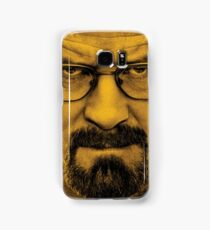 "Breaking Bad - Walter White (Bryan Cranston) ""The One Who Knocks"" Samsung Galaxy Case/Skin"