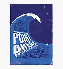 Point Break Photographic Print
