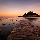 St. Michael's Mount by Stuart  Gennery