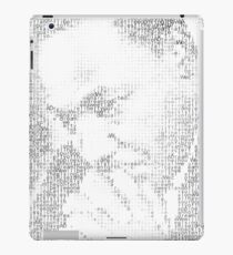 Martin Luther King Jr. - MLK Typographic iPad Case/Skin