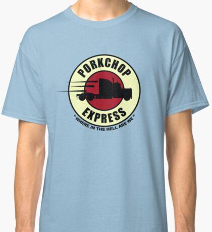 Planet Porkchop Express Classic T-Shirt