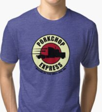 Planet Porkchop Express Tri-blend T-Shirt
