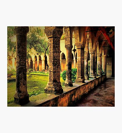 Columns Photographic Print